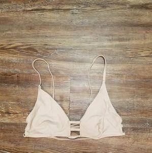 Bikini top.